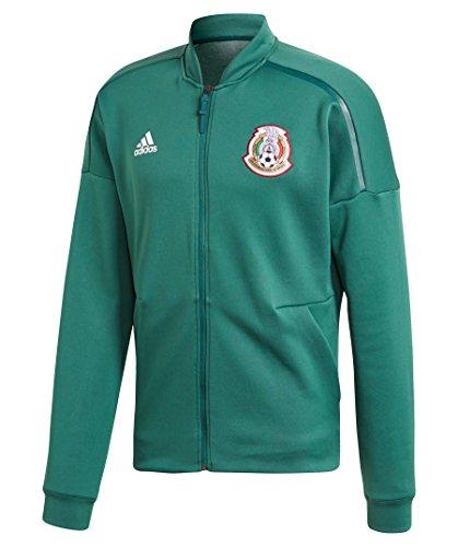 quality design ea02a 0b42f 6. adidas Performance Mexico Z.N.E. Jacke Knitted WM 2018 Herren L