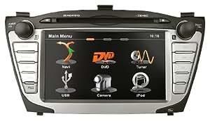 Zenec ZE-NC4121D Navigationssystem ( 6.5 Zoll Display,starrer Monitor, 16:9,Kontinent )
