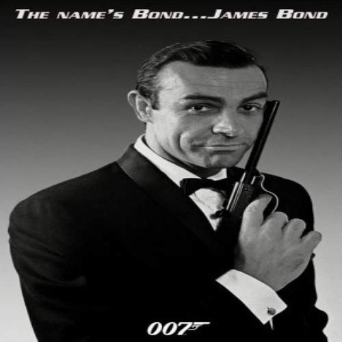 empireposter - James Bond 007 - Sean Connery - Größe (cm), ca. 61x91,5 - Poster, NEU -
