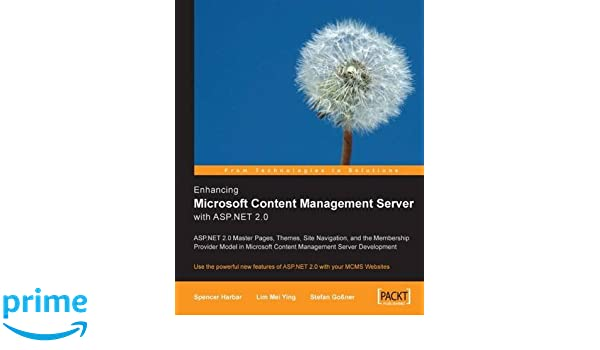 Enhancing Microsoft Content Management Server with ASP NET