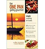 By Jacobson, Don ( Author ) [ The One-Pan Galley Gourmet: Simple Cooking on Boats By Apr-2004 Paperback