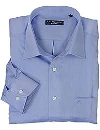 Hemd - Blau von Casamoda in Übergrößen bis 7XL