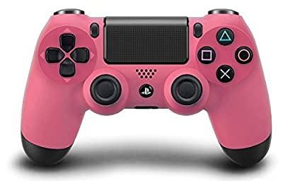 Custom PS4 Controller Wireless Light Pink- Without Mods