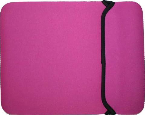 En Néoprène antidérapant coque pour 25,9cm Tablette, Netbook et iPad–3couleurs Rose