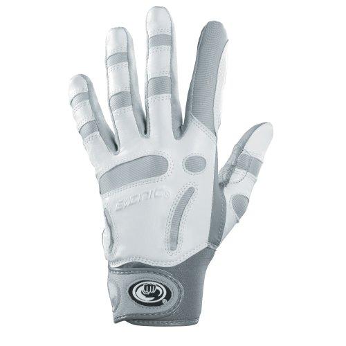 BIONIC Damen Golfhandschuh ReliefGrip Golf Handschuh, Damen, grau -