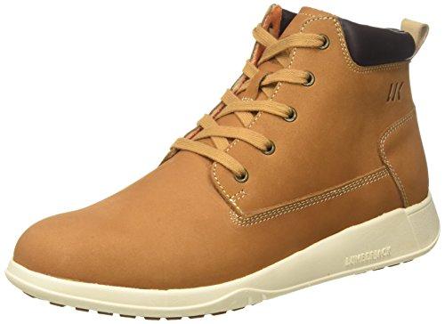 Lumberjack Winter Houston, Desert Boots Homme, Noir