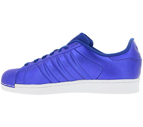 adidas Originals Superstar Schuhe Sneaker Turnschuhe Blau BB4876 Königsblau Weiß bb4876