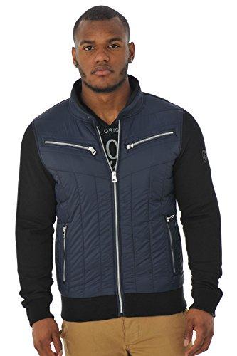 Redskins Pull/Sweatshirt Jim poster dark navy/ black Bleu/noir