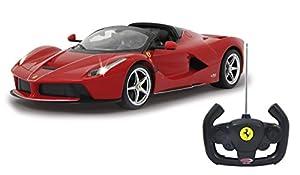 Jamara-405150 Vehículos de Control Remoto, Color Rojo (405150