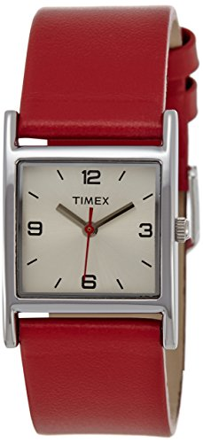 Timex Fashion Analog Silver Dial Women's Watch - TI000U70100 image