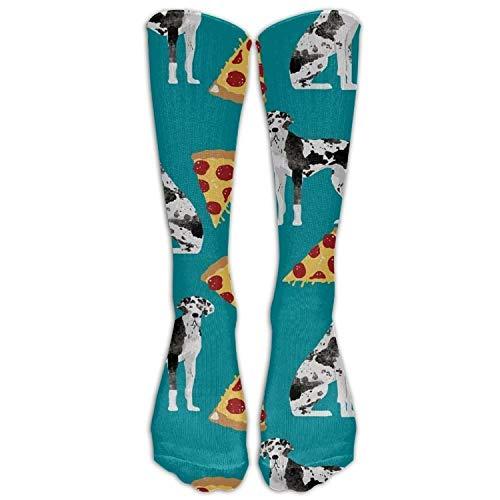 izza Cute Dogs Women's Novelty Knee High Socks ()