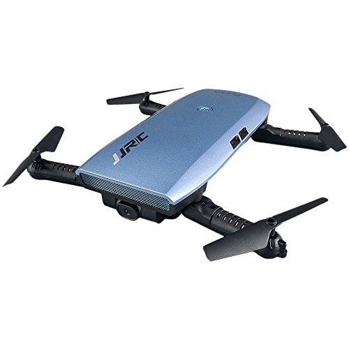 NYWENY Jjrc H47 2,4 Ghz Folding WiFi 720P 2.0Mp Kamera Hover Fernbedienung Quadcopter Drohne UAV Gyro, Blau