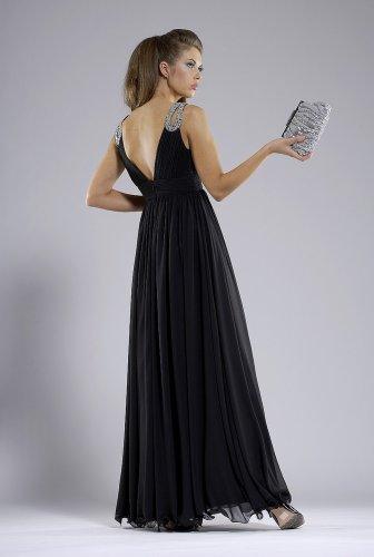 Consuello -  Vestito  - Donna Nero