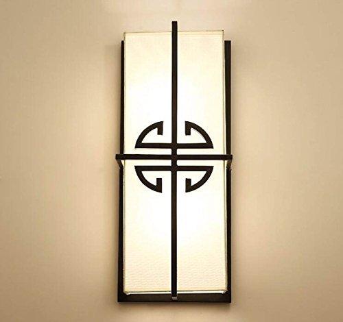 BFMEI Lampe De Mur D'intérieur Nouveau Chinese Hotel Club Creative Personnalité Lampes Style Chinois LED éclairage