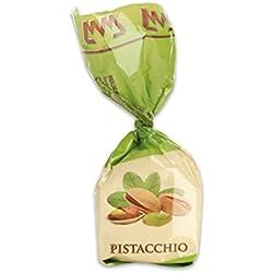 Pralina al Pistacchio - Confezione da 10 cioccolatini artigianali piemontesi - 200 g