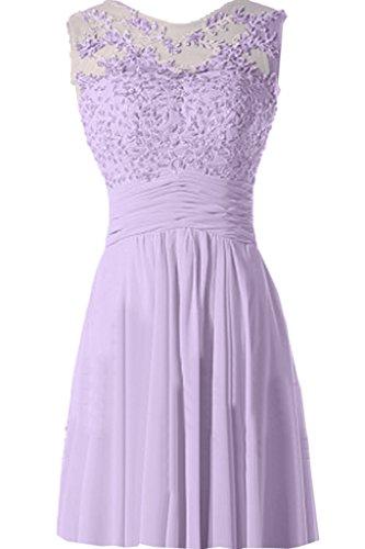 Missdressy - Robe - Plissée - Femme Lavendel-1