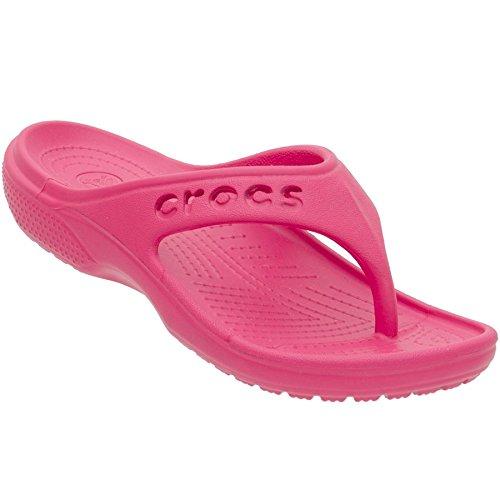 Crocs Baya Flip Unisex Candy Pink M11 45-46 EUR