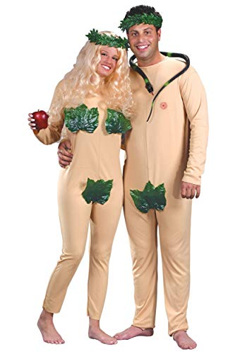 Adam and Eve Fancy dress costumes for couple