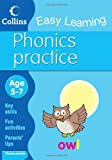 Phonics: Age 5-7 (Collins Easy Learning Age 5-7)