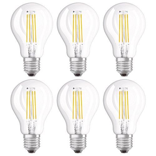 Osram Retrofit Cl P 40 Bombilla LED, E27, 4 watts, Blanco,