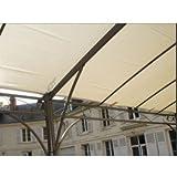 Chalet et Jardin - 35-900233 - Toile pour Tonnelle Capri Autoportante