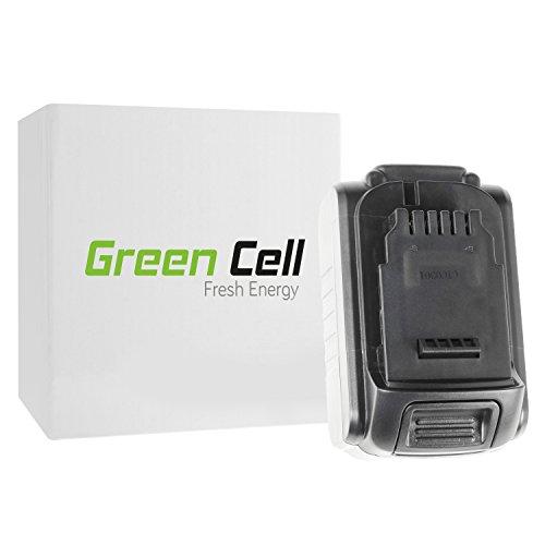 Green Cell® Batterie pour Outillage électroportatif DeWalt DCD790D2-QW ( Li-Ion cellules 3Ah 18V )