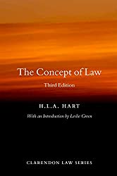 The Concept of Law (Clarendon Law) (Clarendon Law Series)