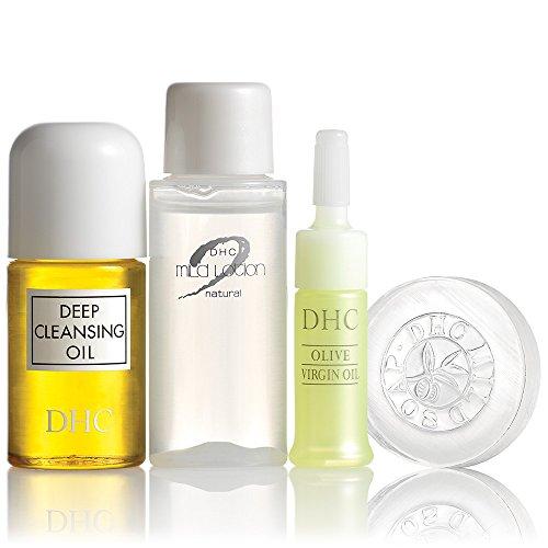 DHC Olive Essential Travel Set (Aroma-Öl-freie Feuchtigkeitscreme)