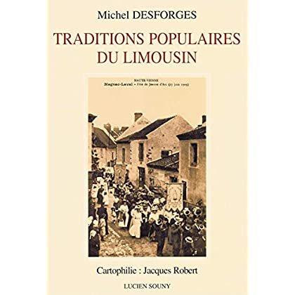 Traditions populaires du Limousin