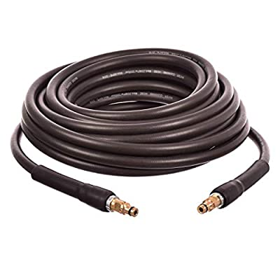 10m 200bar New Type Click Click Connection High Pressure Power Washer Jet Wash Hose fits Karcher from Markenlos