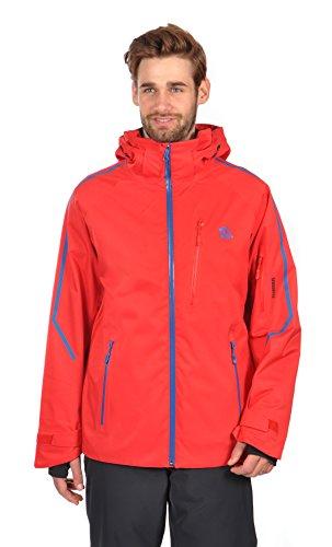 Völkl Team Speed Jacket Red 3XL