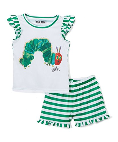 Intimo-Toddler-Girls-Eric-Carle-Ruffle-Bookjamas