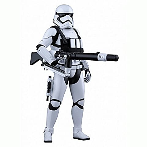 STAR WARS THE FORCE AWAKENS : SIXTH-SCALE MMS 1/6 FIRST ORDER HEAVY GUNNER STORMTROOPER 30cm