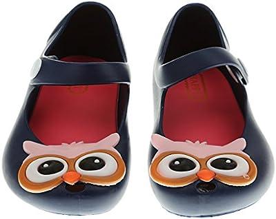 Embroma Sandalias Zapato De Lluvia Zapatos De Playa Jalea Del Búho para Bebe Niñas Muchachas