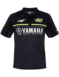Valentino Rossi VR46 Yamaha Black Edition Polo 2017