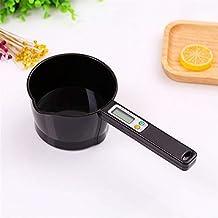 Cuchara electrónica de Alimentos, Pantalla LCD para cocinar Báscula Digital de Cocina para Hornear,