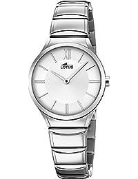Lotus Minimalist 18488/1 Reloj de Pulsera para mujeres Momento Estelar de Diseño