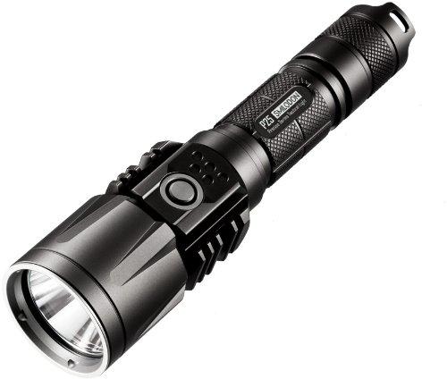 NiteCore Taschenlampe LED - Precise Serie, NC-P25B 860 Lumen