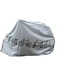 Yizhet Funda Bicicleta,Funda para Bicicleta Impermeable Funda de Protección Bicicleta Funda Bici de Resistente Proteger Bici del lluvia Polvo 200x 100CM
