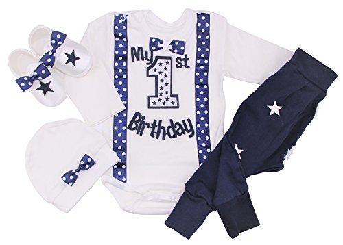 Geburtstags Kleidung Baby Junge 1 Jahr (Baby-jungen 1 Jahr-outfit)