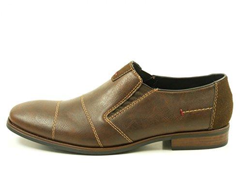 Rieker 10660-26 Chaussures homme Braun