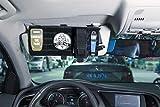 1T OneTigris Sonnenblende Tasche Multifunktions Auto Nylon Organizer Aufbewahrungstasche mit