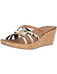 c12c7b72cae9 Amazon.co.uk  Skechers - Sandals   Women s Shoes  Shoes   Bags
