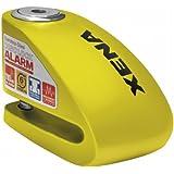 Alarme Xena XX6Bloque-disque 6mm Pin–Jaune