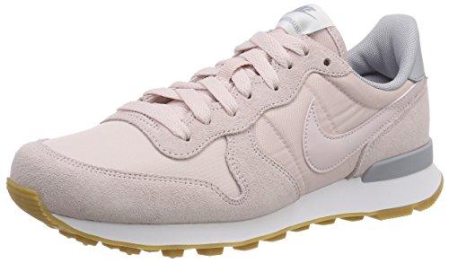 Nike Damen Wmns Internationalist Laufschuhe, Pink (Barely Rose/Barely Rose-Wolf Grey-White 612), 36.5 EU (Pink Nike Frauen Laufschuhe)