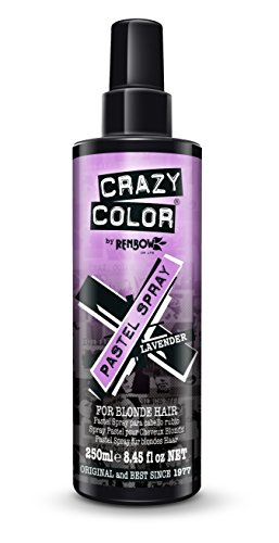 Lavendel lila, Pastell Spray - Crazy Farbe (Crazy Haar Farbe Dye)