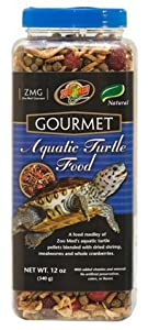 Zoo Med Gourmet Aquatic Turtle Food 340g from Zoo Med