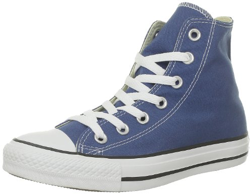 Converse Ctas Core Hi, Baskets mode mixte adulte Bleu (Bleu Fonce)