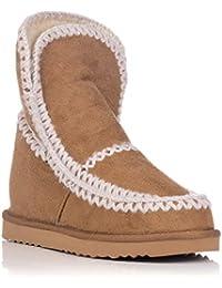 727b53e9 Amazon.es: botas de mujer mustang: Zapatos y complementos