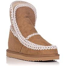 dc9cd8069a7f0 Amazon.es  botas de mujer mustang